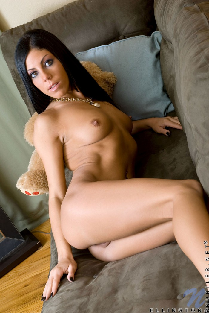 Eva Ellington Naked